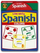 Fun with Spanish Colorst Audio CD