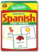 Fun with Spanish First Words Audio CD